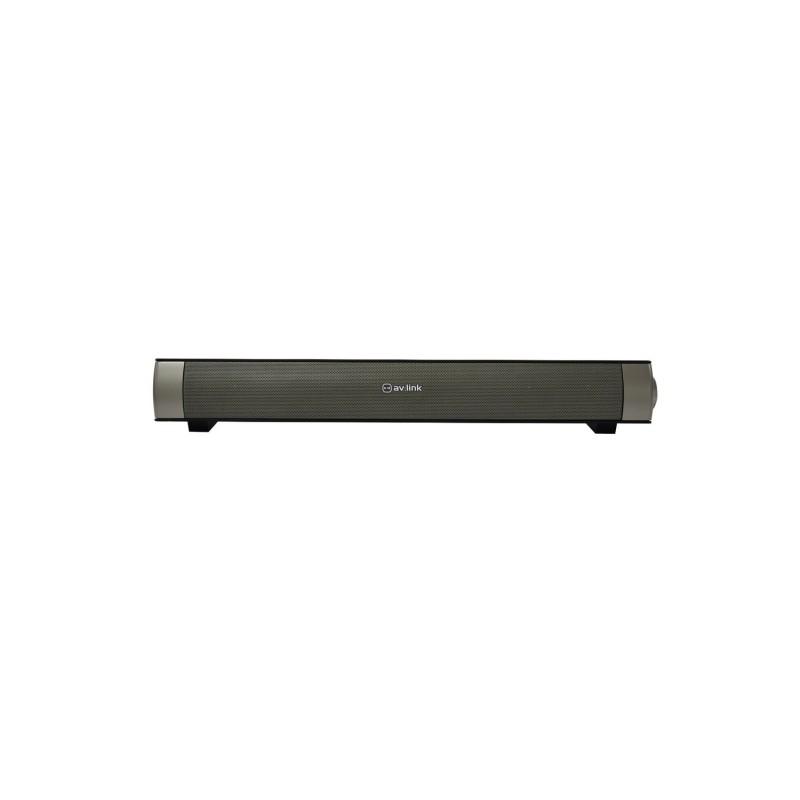 2.0 Channel Rechargeable Mini Bluetooth Soundbar