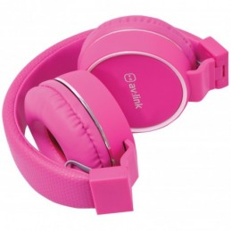 Multimedia Headphones with in-line Microphone