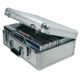 Aluminium CD flight case