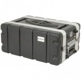 "ABS 19"" shallow case - 4U"
