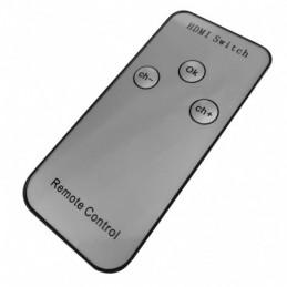 HDMI Switcher 4x1 with IR