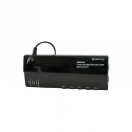 4 Way VHF/UHF Distribution Amplifier