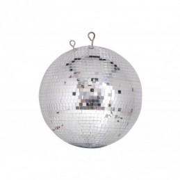 Professional mirror ball 7mm x 7mm tiles - 30cmØ
