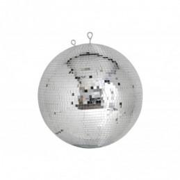 Professional mirror ball 7mm x 7mm tiles - 40cmØ
