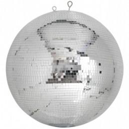 Professional mirror ball 7mm x 7mm tiles - 50cmØ