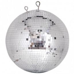 Professional mirror ball 10mm x 10mm tiles - 100cmØ