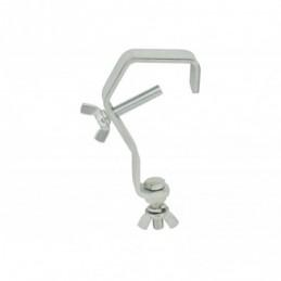 G shape mounting hook - Silver version