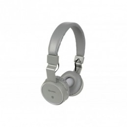 Wireless Bluetooth Headphones Dark Grey