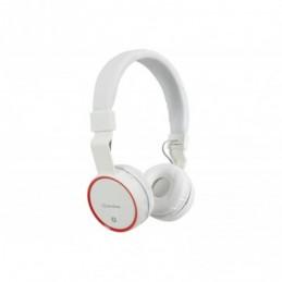 Wireless Bluetooth Headphones White