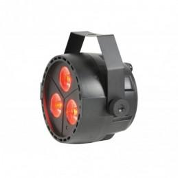 PAR12 RGBW DMX PAR Light 3 x 4W LED