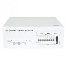PAR Fader DMX Lighting Controller - 32 channels
