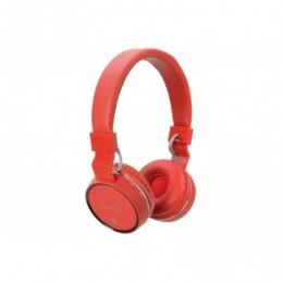 Wireless Bluetooth Headphones Red