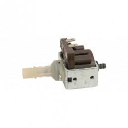 Small replacement pump for smoke machines