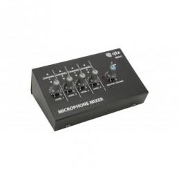 4 Channel Mini Microphone Mixer