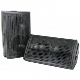 "CX-8088 speakers 8"" 100W pair - black"