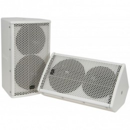 "CX-8088 speakers 8"" 100W pair - white"