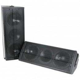 "CX-1608 speakers 2 x 6.5"" 160W pair - black"