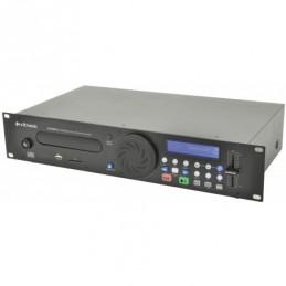 CDUSB-2 rackmount CD/USB/SD player 2U