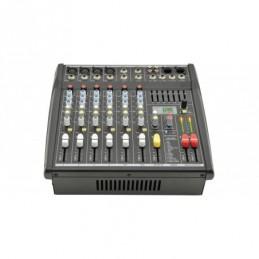 CSP-408 powered mixer 400W
