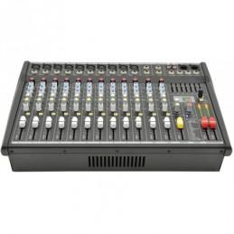 CSP-714 powered mixer 700W