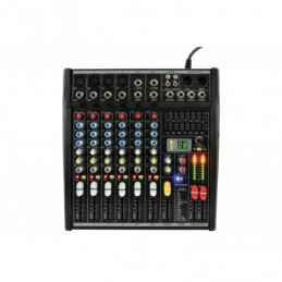 CSL-8 Mixing Console 8 input