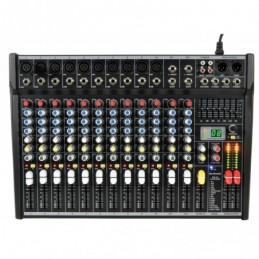 CSL-14 Mixing Console 14 input