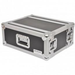 19'' equipment flightcase - 4U (shallow)