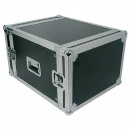 19'' equipment flightcase - 8U