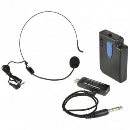 U-MIC Neckband UHF Microphone System 863.2MHz