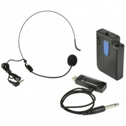 U-MIC Neckband UHF Microphone System 864.8MHz