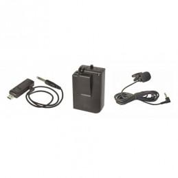 U-MIC Lavalier UHF Microphone System 863.2MHz