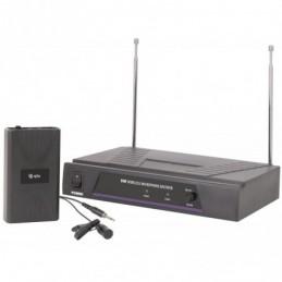 VHF wireless lavalier mic system - 174.5MHz