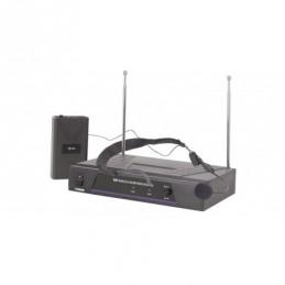 VHF wireless neckband mic system - 173.8MHz
