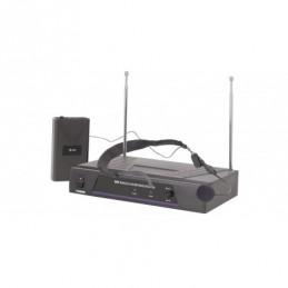 VHF wireless neckband mic system - 174.5MHz