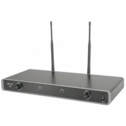 NU2 Handheld UHF System 863.8MHz + 864.8MHz
