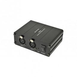 Dual channel phantom power unit