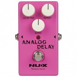 NuX Reissue Analog Delay Pedal