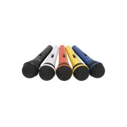 DM5X Set of 5 Colour Mics