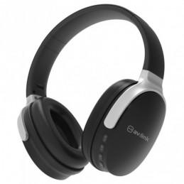 Over-Ear Wireless Bluetooth Headphones Black