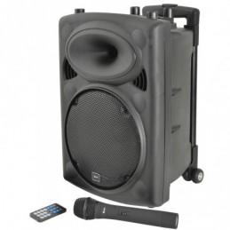 QR10PABT Portable PA