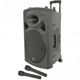 QR15PABT Portable PA