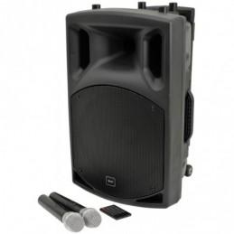 QX12PA-PLUS Portable PA UHF USB/SD/FM/BT