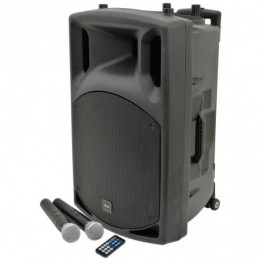 QX15PA portable PA unit with USB/SD/FM player & Bluetooth