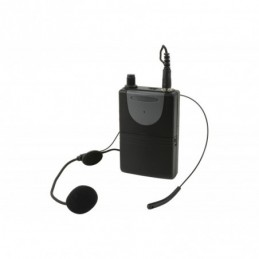 Headset for QXPA-plus 863.8MHz