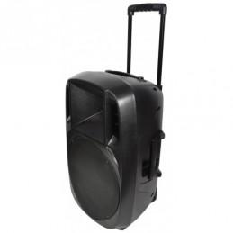 MIXCAB-15 Portable PA 150W with Mixer + USB/SD/FM/BT