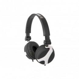 QX40W White Stereo Headphones