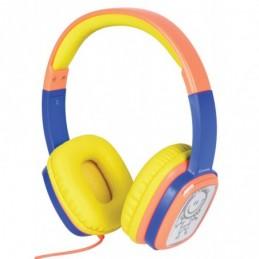 Doodle DIY Kid's Headphones Orange