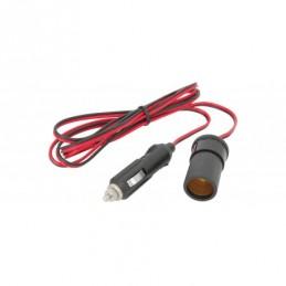 12Vdc Cigar lighter Extension Lead 2.0m