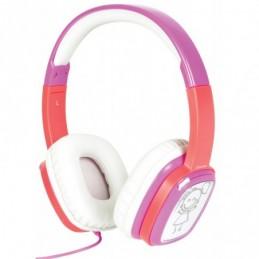 Doodle DIY Kid's Headphones Pink