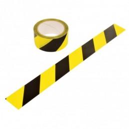 Hazard Warning  Blk/Yell Tape